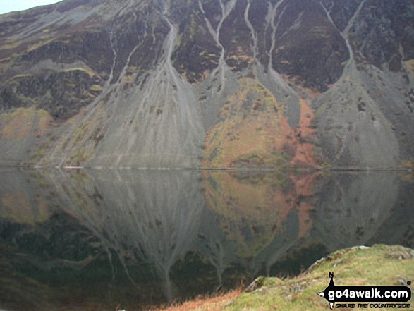 The Wast Water Screes