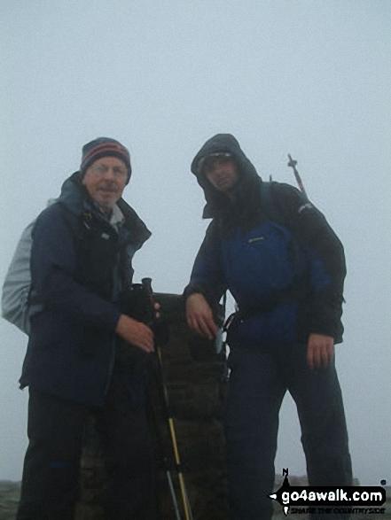 Snowdon (Yr Wyddfa) Summit