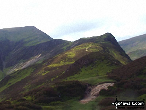 Hindscarth from Scope End