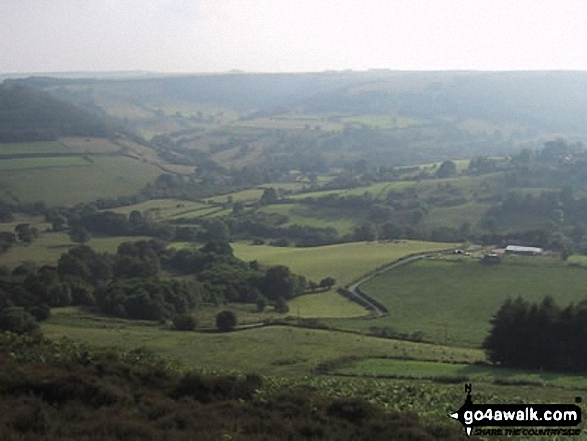South from Easterside Hill