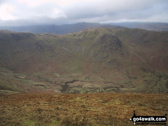 Beda Head (Beda Fell) from The Nab (Martindale)