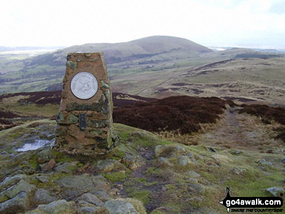 Gowbarrow Fell (Airy Crag) summit