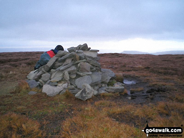 Cairn on Drumaldrace (Wether Fell)