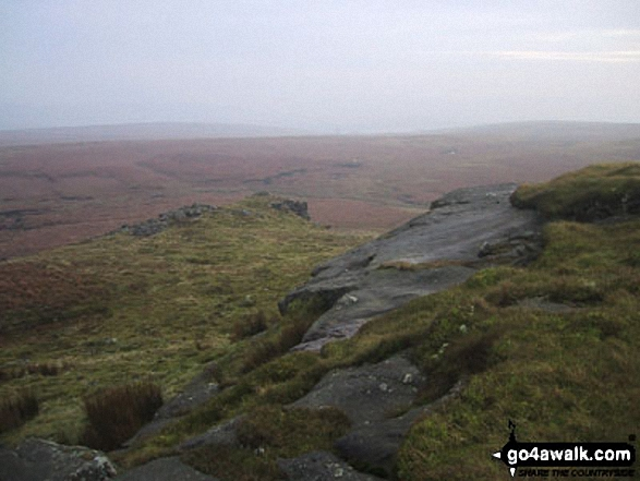Looking South from Bowland Knotts (Crutchenber Fell)