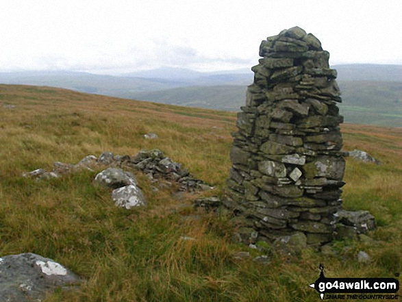 Beacon on Little Fell (Lunds Fell) (Mallerstang)