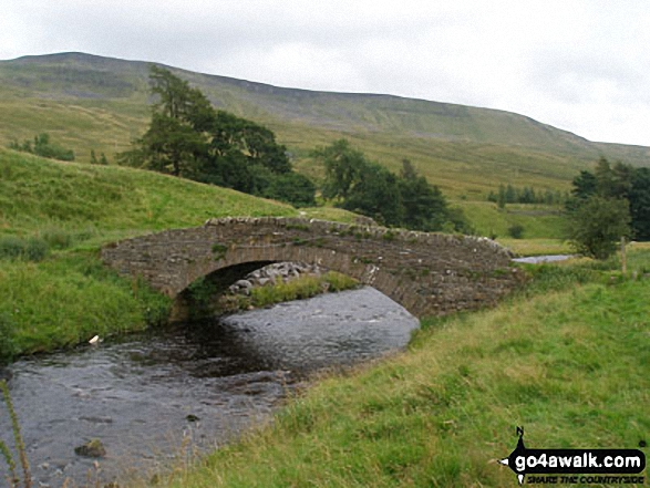 Bridge over The River Eden, Mallerstang