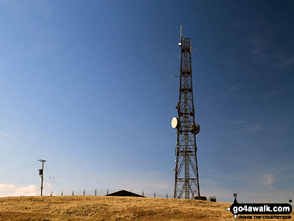Grayrigg Forest Repeater Station Telecommunications Mast
