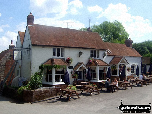 The George and Dragon, Burpham