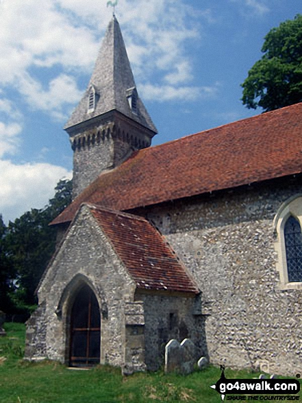 South Stoke church