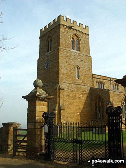 Great Brington Church