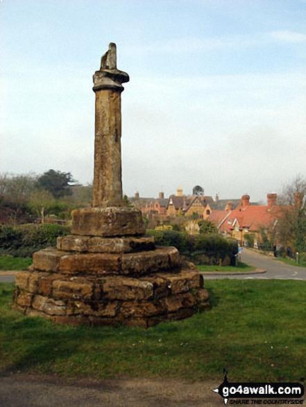 Great Brington Cross