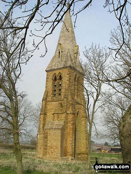 Little Brington Church