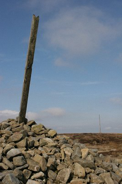 Killhope Law Photo by Rob Holden