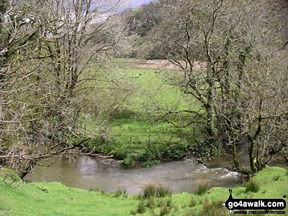 River Inny just before Laneast