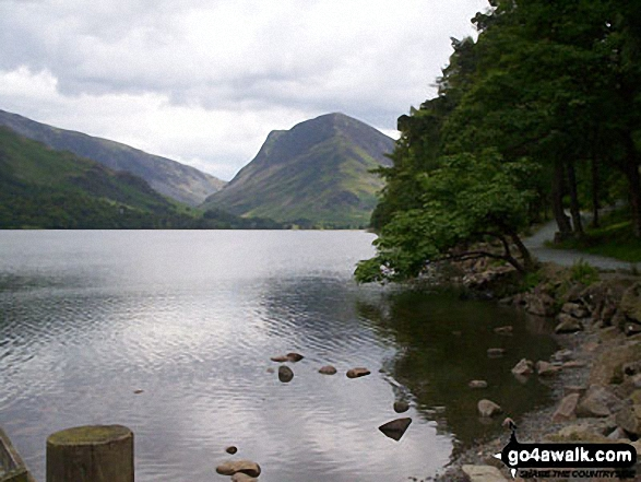 Fleetwith Pike from Buttermere
