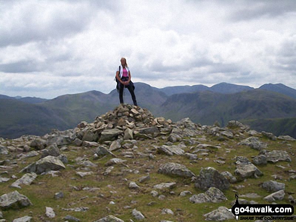 High Crag (Buttermere) Summit