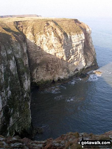 Walk ey112 Flamborough Head and North Landing from South Landing - Briel Nook, Flamborough Head