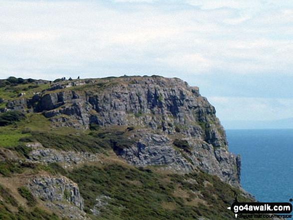 Pwlldu Head