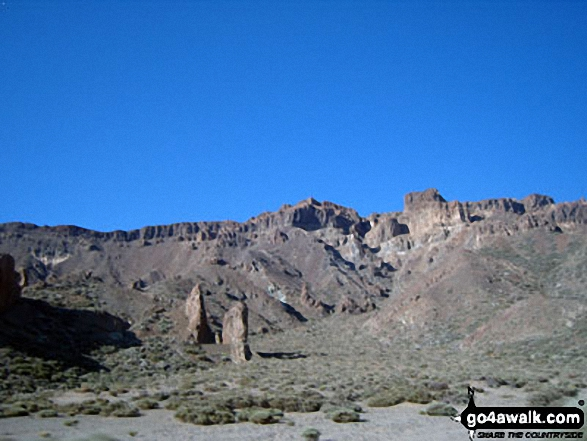 Photos from Mount Tiede National Park in Tenerife