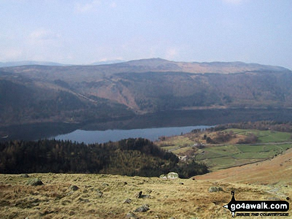 Thirlmere from Browncove Crags