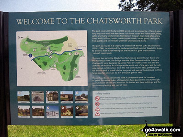 Welcome to Chatsworth Park