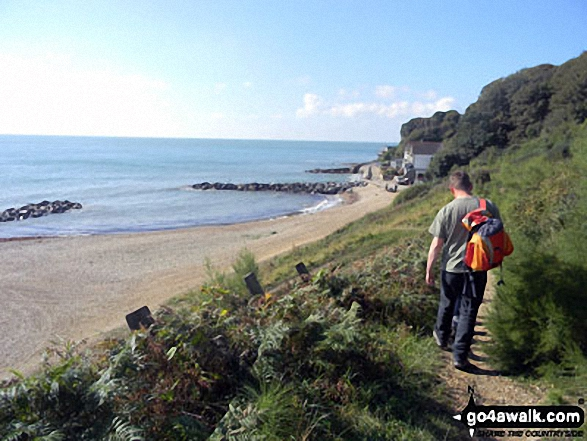 Horseshoe Bay - between Shanklin and Ventor