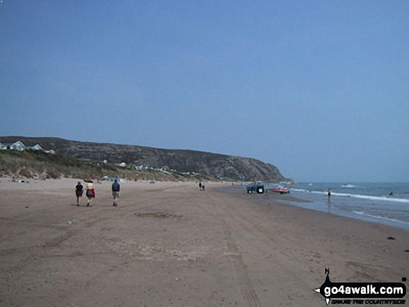 The Beach at Abersoch