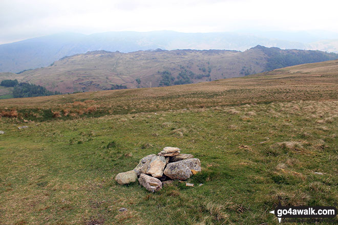 Small cairn on High Tove