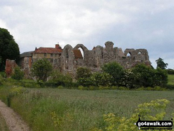 Leiston Abbey