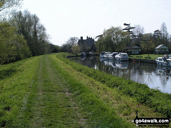 Walk Picture/View: Clayhithe Bridge over The River Cam in Cambridgeshire, England by Shara Higgins (6)