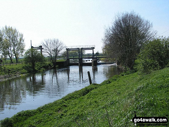 Bottisham Lock, The River Cam, Waterbeach