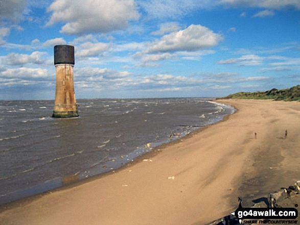 The old lighthouse, Spurn Head