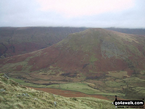 The Nab (Martindale) from Beda Head (Beda Fell)