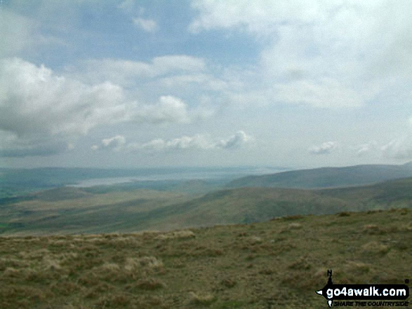 The Duddon Estuary from Whitfell (Whit Fell)