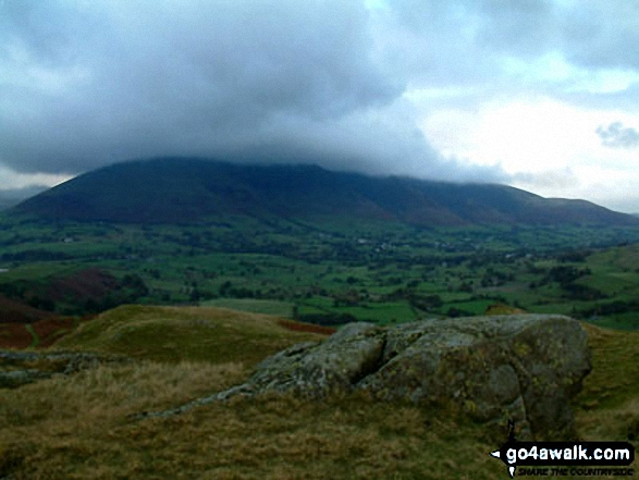 Blencathra from High Rigg