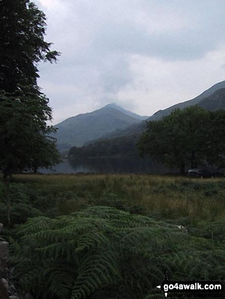 Snowdon (Yr Wyddfa) from Llyn Gwynant