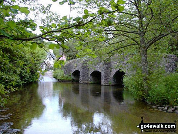 Walk so114 Buckland Dinham and Great Elm from Mells - Bury