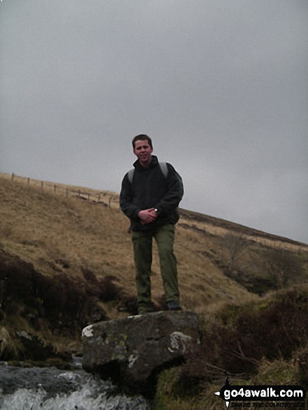 Me on Pen y Fan