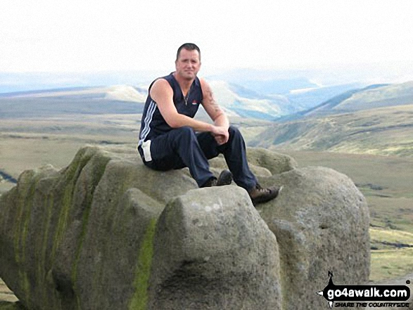 On Bleaklow Stones (Bleaklow Hill)