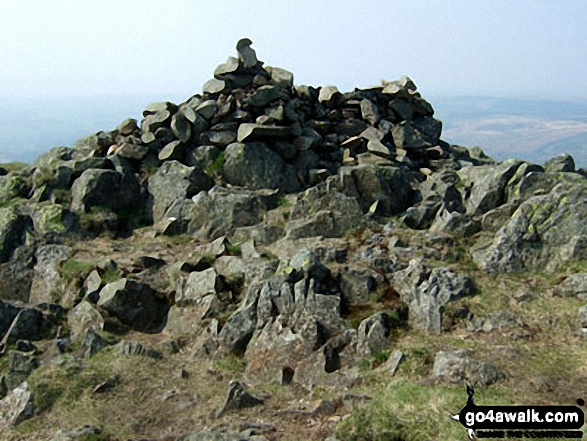 Whin Rigg summit cairn