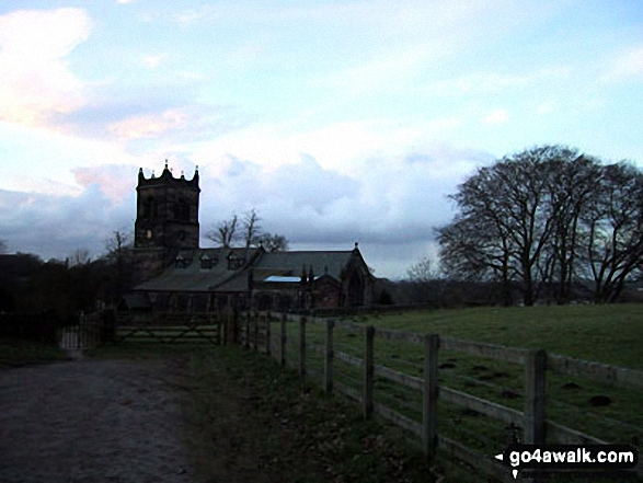 Rostherne Church