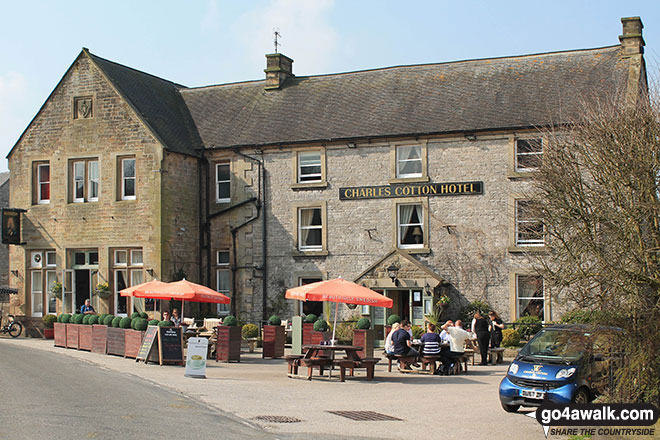 The Charles Cotton Hotel, Hartington