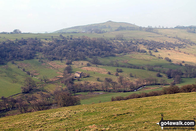 Sheen Hill from Carder Low