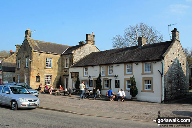 The Devonshire Arms, Hartington