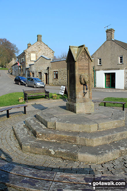 Water Fountain, Hartington