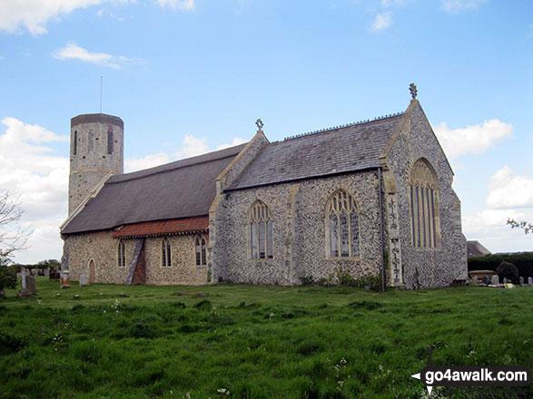 St Mary Church, West Somerton