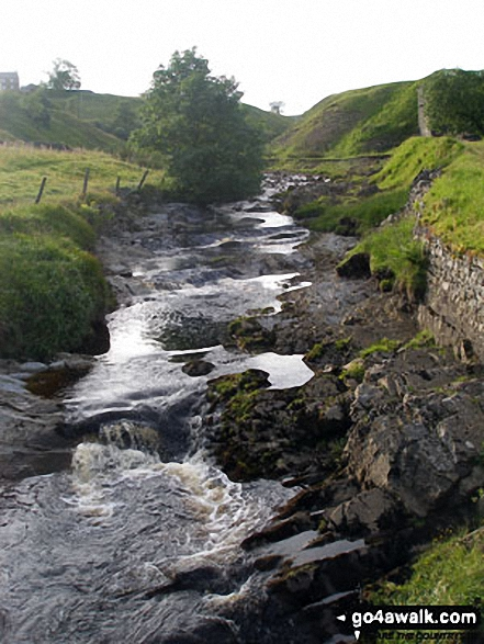 The River Wear near Cowshill