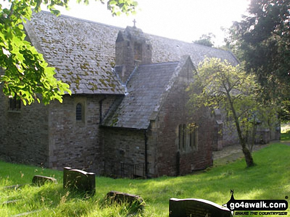Cowshill church