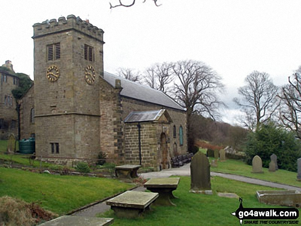 Newchurch in Pendle church