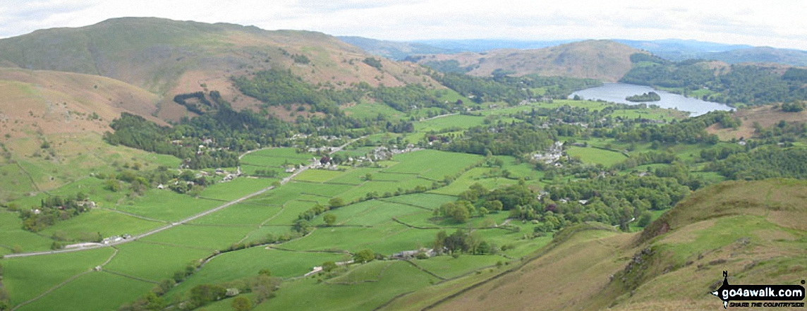 *Grasmere from Helm Crag